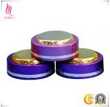 高品質によってカスタマイズされるアルミニウムビンの王冠の化粧品のふた