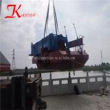 Keda la recolección de algas de corte de láminas de buque-buque/ La siega en venta