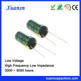 Populaire 50V Elektrolytische Condensator voor de LEIDENE Levering van de Macht