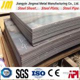 Plaque en acier au carbone laminés à froid de nuance B la norme ASTM A283