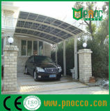 Из поликарбоната для стоянки Carport Aluminuim Gate (258КПП)