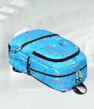 2018人のティーネージャーの余暇のバックパックのラップトップのBookbagのパックの新しいデザイン多色刷りの印刷された子供のランドセル