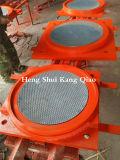 파키스탄에 판매되는 둥근 자전 강철 방위