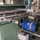 Zylinderförmige Plastikwannen-Silk Bildschirmausdruck-Maschine