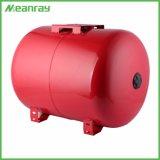 100L de aço inoxidável Horizontal do Tanque de pressão de bomba de água