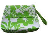 Напечатанные мешки косметик подарка промотирования повелительниц холстины, мешки состава