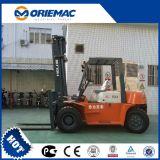 La Chine haut de la marque du moteur Diesel Heli 8 tonne chariot élévateur à fourche Cpcd80
