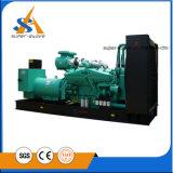 Fabricado na China 750kw com gerador Diesel Cummins