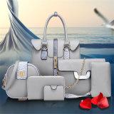 Sacchetto di Tote di modo del sacchetto di mano della signora cuoio genuino delle borse del progettista