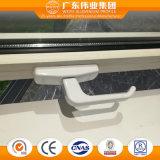 Premier guichet arrêté en aluminium avec le système d'isolement thermique