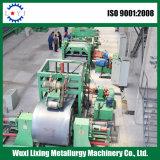 A linha de Comprimento de Corte hidráulico da máquina para régua de aço