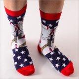 Soem-Großhandelsform-bequeme Baumwollfrauen-Socken