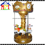 Carrousel van het Paard van de Rotonde van de Rit van Kiddie van de Machine van het Spel van de Werkelijkheid van het vermaak de Virtuele