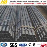 La norma ASTM A53 Ms REG soldar tubos de acero redonda negra /sección hueca