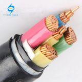les faisceaux 0.6/1kv 4 cuivrent le câble électrique de XLPE Sta