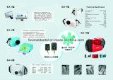 Blx-6 zahnmedizinische Digital x-Strahl-Maschinen-bewegliches zahnmedizinisches Röntgenstrahl-Gerät