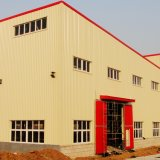 Atelier en acier léger avec l'installation de Qingdao Hapy 2016