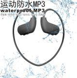 Nouveau étanche IPX8 lecteur MP3 pour la nage des écouteurs