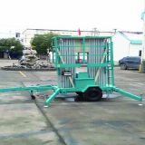 Plataforma de Trabalho da Antena do mastro duplo (9m)