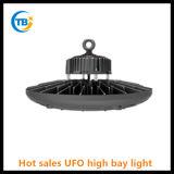 둥근 고품질 2700K-6500K Phlips 칩 MW 운전사 120lm/W UFO LED Highbay 가벼운 LED 400W