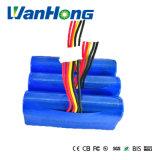 18650 bloco de 2600mAh 7.4V Batetry para brinquedos