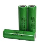LGのための18650mj1 3.7V 3500mAhの再充電18650のリチウムイオン電池