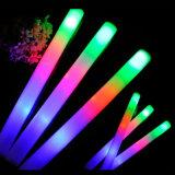Schaumgummi-Glühen-Stock der gute Qualitätsbunter LED