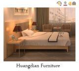 3 jogos de madeira da mobília do quarto do hotel expresso da estrela (HD033)