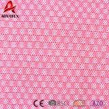 Nouveau Style DOT tricot de câble d'impression de jeter de l'acrylique couverture