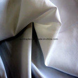 Проверьте Dobby Pongee из полиэфирного волокна ткани с мягким нажатием по пошиву одежды