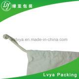 ムギ、米、小麦粉の包装のための綿のドローストリングが付いているポリプロピレン袋