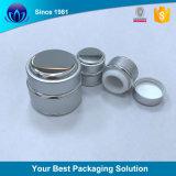 10g 15g 20g rimuovono il contenitore cosmetico di vetro della crema di fronte dell'ombra di occhio dei vasi dell'alluminio dei contenitori