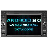 Huit Witson Core Android 8.0 DVD de voiture pour Nissan Qashqai/Paladin 1080P 4G ROM écran tactile 32 Go ROM écran IPS
