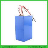 Batería de litio eléctrica recargable de la vespa de 16s8p 60V 20ah con Ce