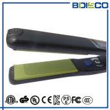 Grado 450 personalizada Secador de pelo Plancha de hierro plano Private Label Vibrative plancha de Cabello