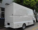 Forland 6 rotelle che fanno pubblicità al veicolo della visualizzazione dell'HP LED del camion 100