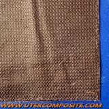 Estera cosida fibra de vidrio con el velo del carbón para el perfil del gas