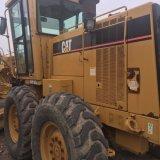 Используемый грейдер кота 140h грейдера мотора гусеницы 140h