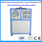 Vier Sets des industriellen Temperaturreglers heiß und kaltes Wasser-Kühler-Maschine