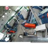 De Plastic pp Zakken die van het afval Pelletiserend Machine recycleren