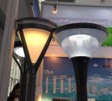 Indicatore luminoso esterno del giardino di Epistar LED di disegno classico con energia solare