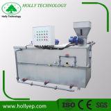 廃水の処理場のための自動化学投薬システム