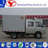 Container Van Box Cargo Vrachtwagen voor Vrachtwagen van de Vrachtwagen van de Verkoop de Lichte