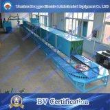 Máquina de bastidor del zapato del poliuretano de China única