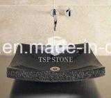 Натуральный камень и раковиной/бассейна со стороны Карвинг