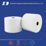 Rollo de papel caja registradora térmica de 80mm X 70mm