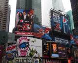 Impresión al aire libre de Digitaces que hace publicidad de la bandera del PVC de la flexión del vinilo