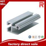 Espulsione di alluminio/di alluminio profila 6063 per costruzione & la decorazione