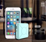 De draagbare Bank van de Macht 10000mAh 2 USB voor Mobiele Telefoon