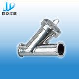 Y-Tipo filtro líquido do aço de Sttainless